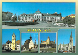 Bratislava - Multivues - Eslovaquia
