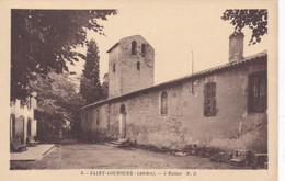 SAINT LOUBOUER ,l'eglise - Sonstige Gemeinden