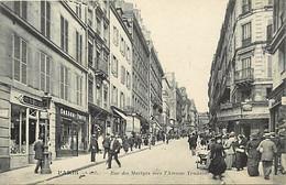 - Dpts Div.-ref-AU512- Paris - Rue Des Martyrs Vers L Avenue Trudaine - Magasins : Au Girondin - Carbon Phot .. - District 09