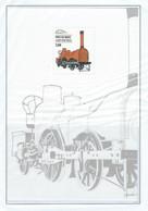 COB   TRV  BL24  (MNH) - Chemins De Fer