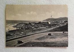 Cartolina Illustrata Quercianella - Veduta Di Chioma E Via Aurelia, Non Viaggiata - Otras Ciudades