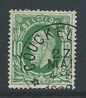 België Nr.30 Stempel Couckelaere - 1869-1883 Leopold II