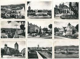 10  Mnies Photos  ( 90X66 Cm )  N Et B  De  SAINT-GAUDENS  ( 31 ) - Saint Gaudens