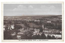 Vue Générale Du Reclo (Tarn) Et Usine Bernussaire - Francia