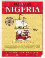 Lot De 11 Etiquettes RHUM - Rhum