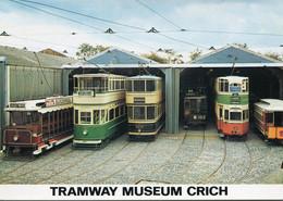 Tram/Strassenbahn Crich Museum, Ungelaufen - Tram