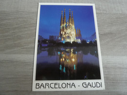 BARCELONA - LA SAGRADA FAMILIA - A. GAUDI - EDITIONS A. CAMPANA - - Barcelona