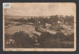 Egypt - Rare - Vintage Post Card - ASWAN - General View - 1866-1914 Khedivate Of Egypt