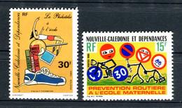 Nouvelle Calédonie - Yvert 438 & 439 ** - Cote 2,90  - NC 52 - Nuovi