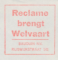 Meter Cover Netherlands 1967 Advertising Brings Prosperity - Amsterdam - Non Classificati