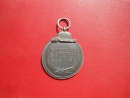 Médaille Font De L'Est Allemand  WWII - 1939-45