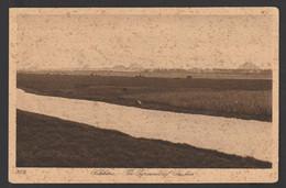 Egypt - Rare - Vintage Post Card - SAKKARA - Giza - 1866-1914 Khedivate Of Egypt