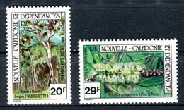 Nouvelle Calédonie - Yvert 457 & 458 ** - Cote 3,10 - NC 52 - Nuovi