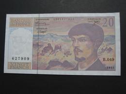 20 Vingt Francs - DEBUSSY - 1995  Alphabet  B.049   **** EN ACHAT IMMÉDIAT  **** - 1962-1997 ''Francs''