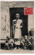 Laos-Le Satou De Wat-Maï-Grand Aumonier De La Cour De Luang-Prabang - Vietnam