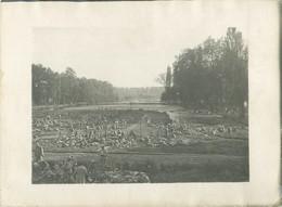Front De La SOMME - 01/07 Au 18/11/1916 - Halte D'un Régiment D'infanterie Près Des 1ères Lignes - Réf: H 3622 - Guerra, Militares