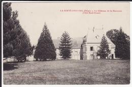 ORNE - LA FERTE-FRESNEL - Le Château De La Baronnie - Schlösser
