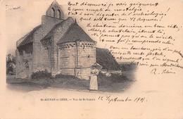 41-SAINT AIGNAN SUR CHER-N°3422-E/0201 - Saint Aignan