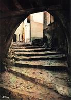 06 Saint Jeannet Une Vieille Rue CPM - Francia