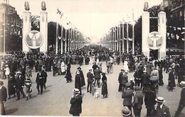 EVENEMENT Event ( Militaria ) PARIS - Les FETES De La VICTOIRE (14 Juillet 1919) L'Avenue Des Champs Elysées - CPA - - Andere