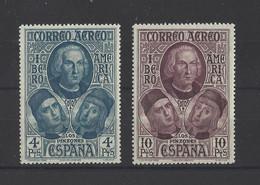 ESPAGNE . YT  PA N° 73-74  Neuf *  1930 - Nuovi
