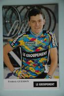 CYCLISME: CYCLISTE : FREDERIC GUESDON - Cyclisme