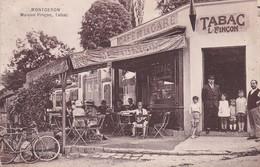 Montgeron - Le Café De La Gare - Montgeron