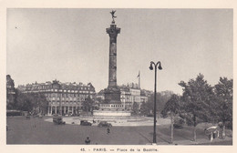 BANQUE DE FRANCE- PARIS BASTILLE - Banken