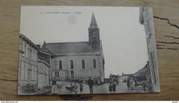 MERLAUT : L'église …………………..OX-5428 - Otros Municipios
