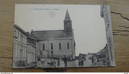 MERLAUT : L'église …………………..OX-5428 - Altri Comuni