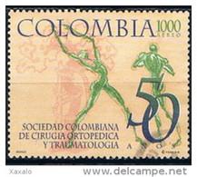 Colombia 1997 - Sociedad Colombiana De Cirugia Ortopedica Y Traumatología    Used - Colombie