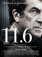 """Affiche De Cinéma Authentique """" 11,6 """"  Format 120X160CM - Afiches & Pósters"""