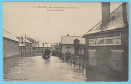 J.P.S. 12 - C.P. 40 - Les Inondations - 10 - Rue De La Vacherie - Troyes