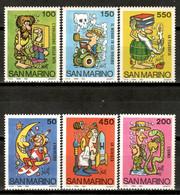 San Marino 1984 / Philately & School Comics MNH Colegio Y Filatelia Cómics / Kt17  C5-11 - Cómics