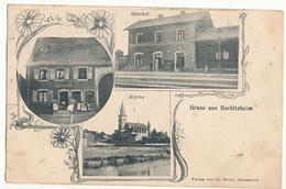 HERBITZHEIM - BAHNOF - KIRCHE - Other Municipalities