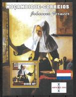 MOZAMBIQUE 2001 JOHANNES VERMER , BAROQUE - Sin Clasificación
