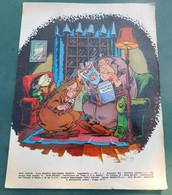 Nick Carter # Vignetta Su Cartoncino # Suppl. A Titì N. 7 - Editrice Corno, Novembre 1975 - Libri, Riviste, Fumetti