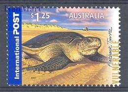 Australia 2007 Mi 2856 MNH ( LZS7 ASL2856 ) - Tartarughe