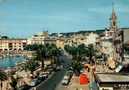 Dep 83 , Cpm  SANARY Sur MER , 2545 , Un Coin Du Port Et Les Quais (23292) - Sanary-sur-Mer