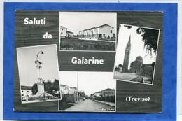 ITALIE  -  Saluti   Da  GAIARINE  .Multi  - Vues . - Non Classificati