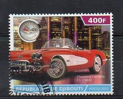 Chevrolet Corvette C1 (1960) - Transports. Cars. - Cancelled (1W1341) - Fantasy Labels