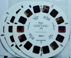 VIEW MASTER    LION KING   3095-1-2-3   ( 3 DISQUES ) - Non Classificati