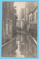 J.P.S. 12 - C.P. 53 - Inondations Du 21 Janvier 1910 - Rue Delarothière - Troyes