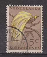Nederlands Nieuw Guinea 26 Used ; Paradise Bird 1954 ; NOW ALL STAMPS OF NETHERLANDS NEW GUINEA - Nederlands Nieuw-Guinea