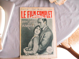 Le Film Complet 1934 Le Don Juan Du Cirque W C Fields Revue Cinema - 1900 - 1949