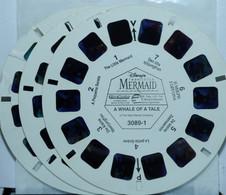 VIEW MASTER   MERMAID    B 3089-1-2-3    ( 3 DISQUES ) - Non Classificati