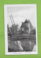 TANNAY  VUE SUR LE CANAL.  58 NIEVRES. - Tannay