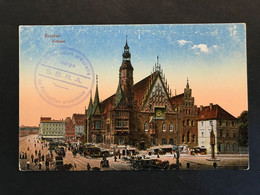 Postkaart COMMISSION OFFICIELLE BELGE DE RECEPTION PROVISIORE (S.B.R.A.) - Unclassified
