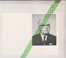 Henri Smissaert-Dekeyser, Oostende 1899, 1982. Meesterdrukker-uitgever Op Rust - Décès