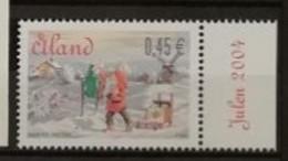 Aland 2004 / Yvert N°243 / ** - Ålandinseln